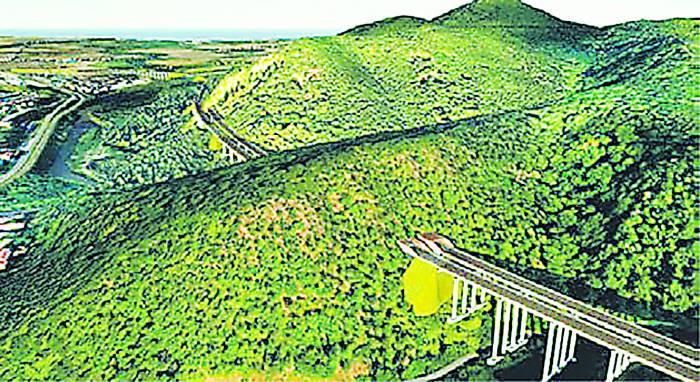 Bez tunelu prze Góry Bardzkie - Zdjęcie główne