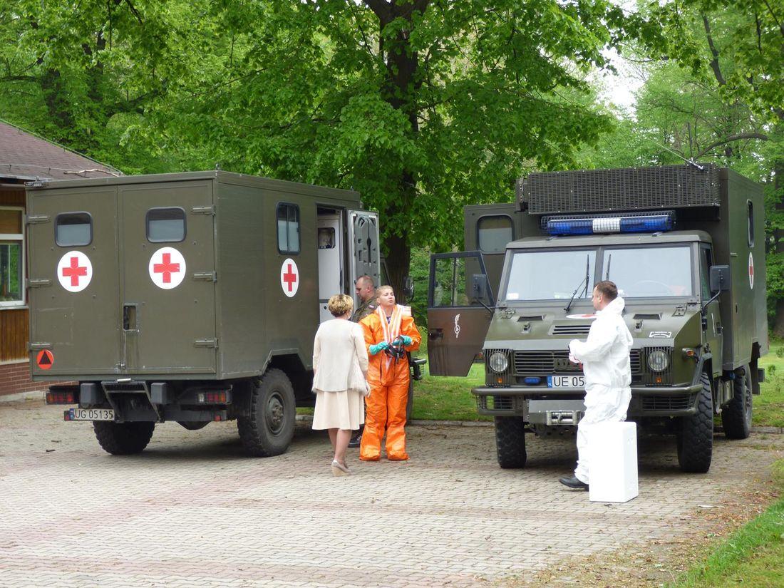 4 przypadki koronwirusa w DPS-ie w Opolnicy - Zdjęcie główne