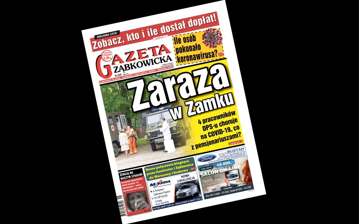 """""""Gazeta Ząbkowicka"""" poleca się do lektury - Zdjęcie główne"""