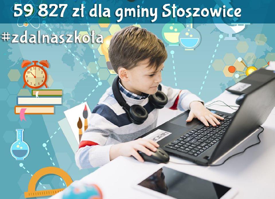 Komputery dla uczniów - Zdjęcie główne