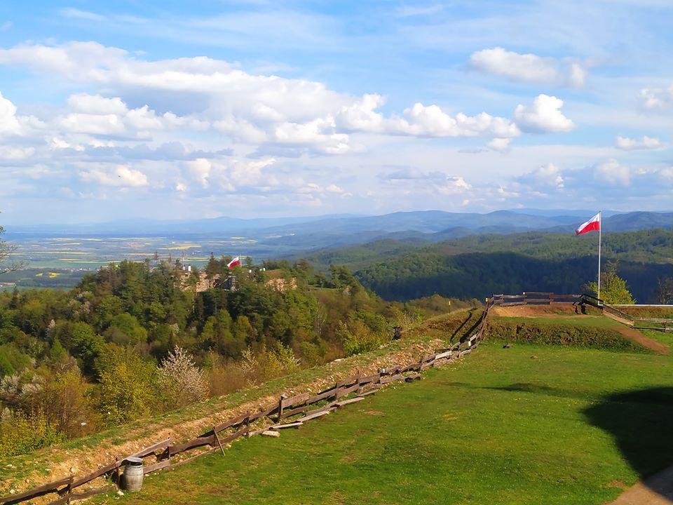 Nasza - największa w polskich górach flaga - Zdjęcie główne