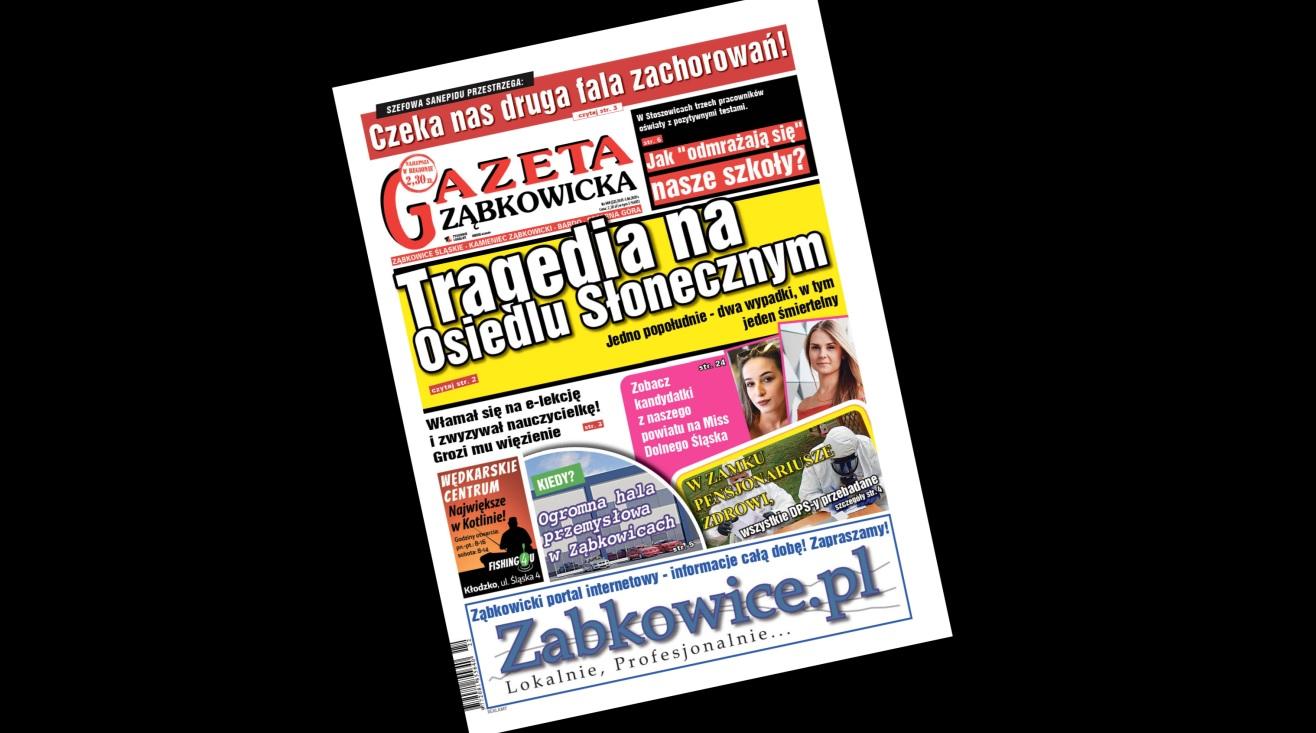 """Nowa """"Gazeta Ząbkowicka"""" już dostępna - Zdjęcie główne"""