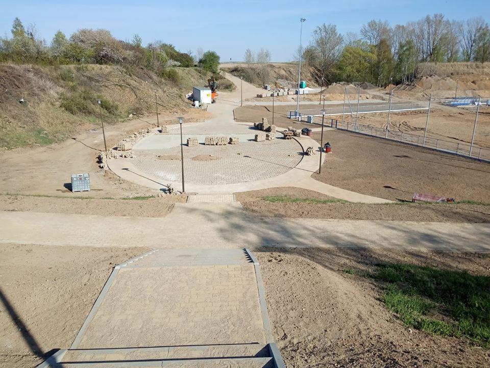 Nowe centrum sportowe! - Zdjęcie główne