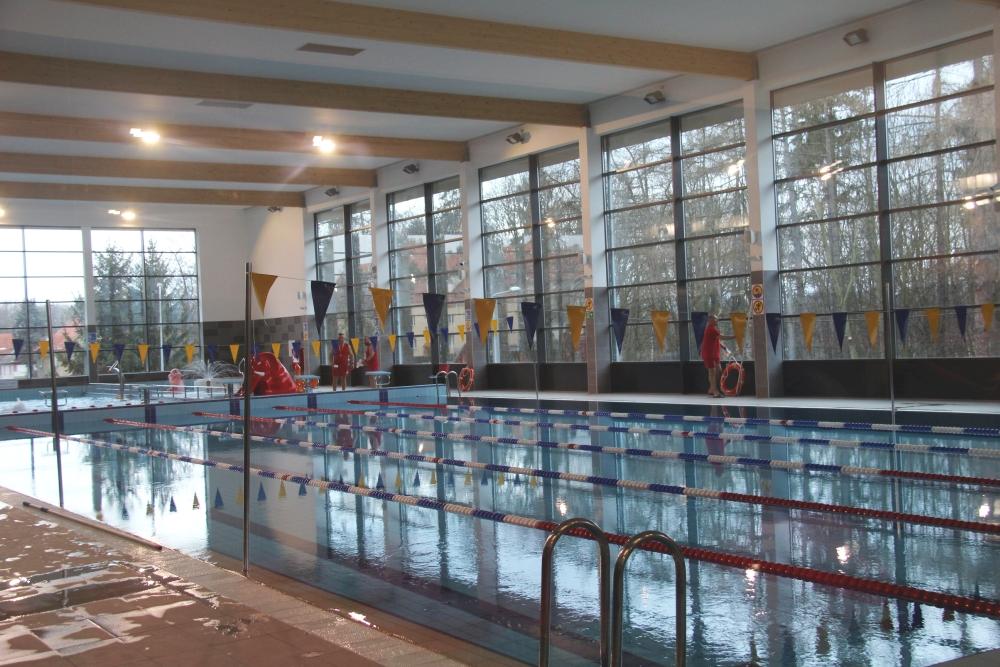 Znów ruszy basen - Zdjęcie główne