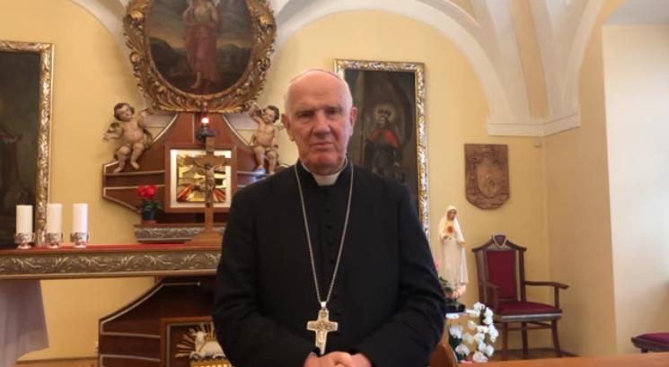 Biskup na czasy pandemii - Zdjęcie główne