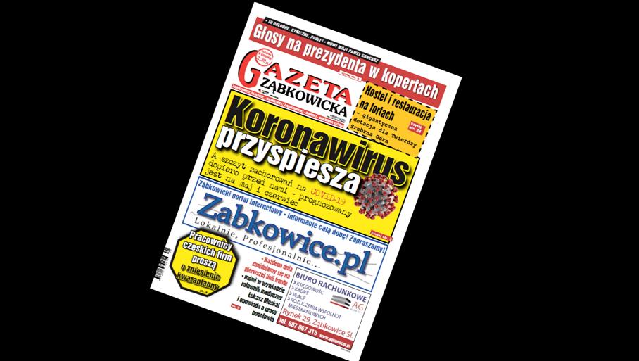 """""""Gazeta Ząbkowicka"""" już w kioskach! - Zdjęcie główne"""
