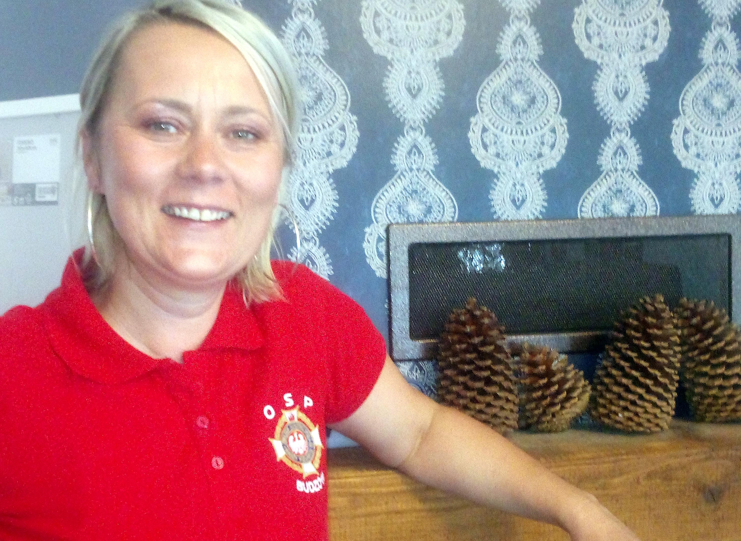 O tym, jak Karina została strażakiem - Zdjęcie główne
