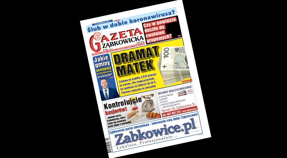 """Najnowsza """"Gazeta Ząbkowicka"""" już dostępna - Zdjęcie główne"""