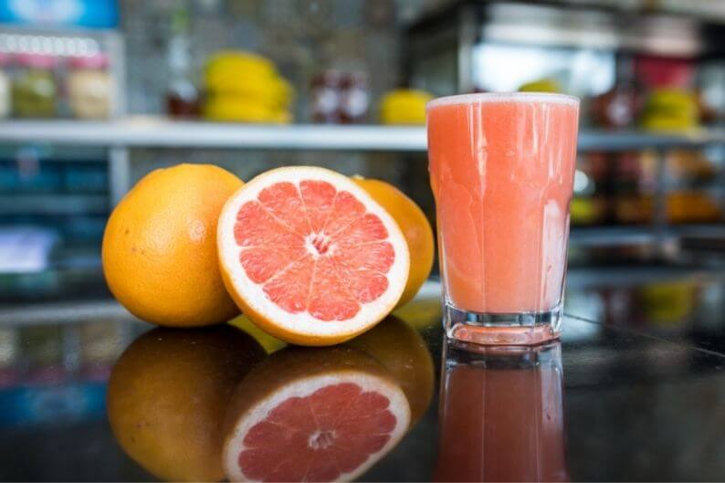 Fresh ingredients are important to any juice bar business!