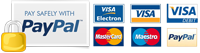 InVersion Band takes most major credit cards and paypal!