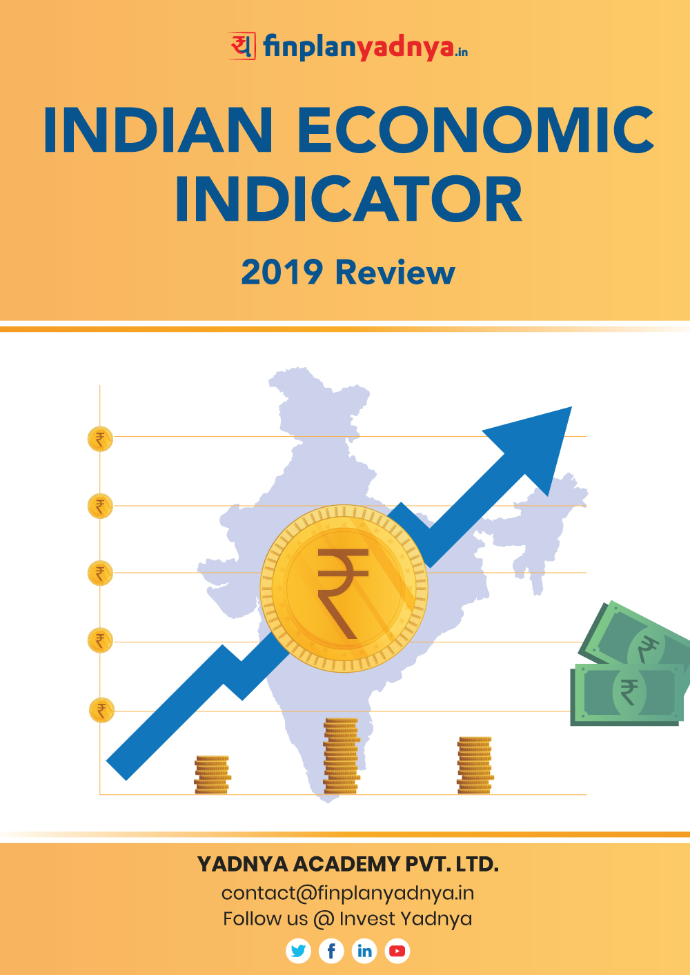 This report gives you latest numbers and trends of all major macro-economic indicator's of India. This gives a very good view of India's economy and Financial health.