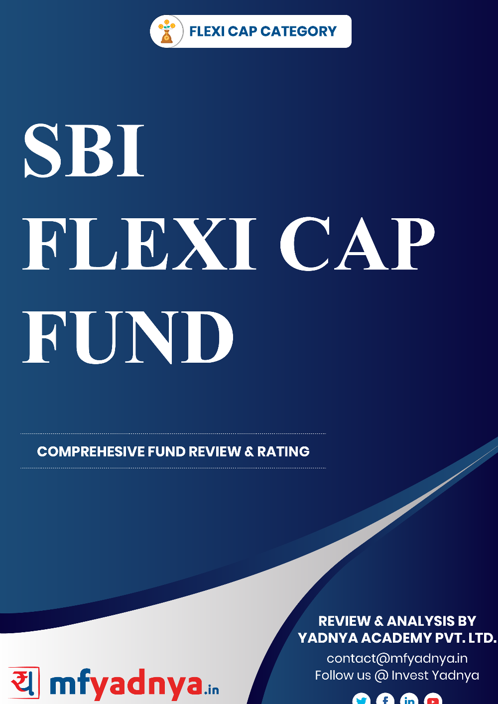 This e-book offers a comprehensive mutual fund review of SBI Magnum Flexicap Fund. It reviews the fund's return, ratio, allocation etc. ✔ Detailed Mutual Fund Analysis ✔ Latest Research Reports