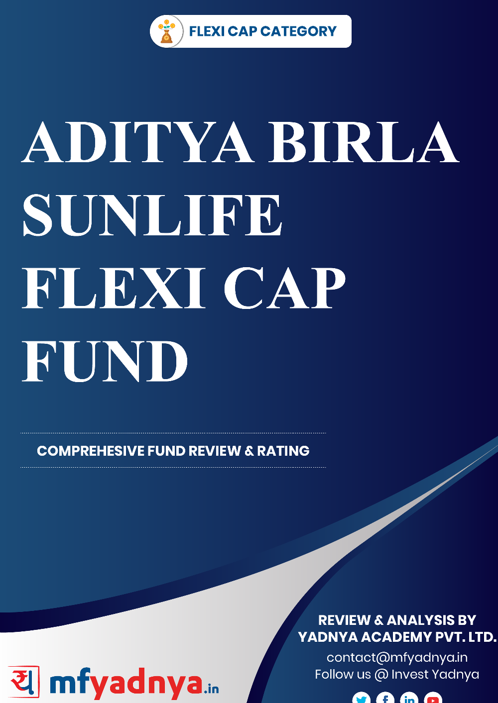 This e-book offers a comprehensive mutual fund review of ABSL Equity Advantage Fund for multicap category. It reviews the fund's return, ratio, allocation etc. ✔ Detailed Mutual Fund Analysis ✔ Latest Research Reports