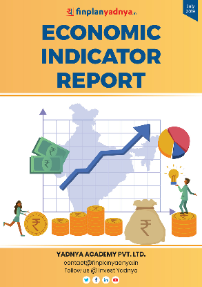 Latest Economic Indicators of India Analysis - GDP, Inflation, Monetary Policy, Industrial Growth, Foreign Investments, Banking Indicators are shown in this report with historical trend. Our view on how the change is showing the impact on India's economy & Stock market.