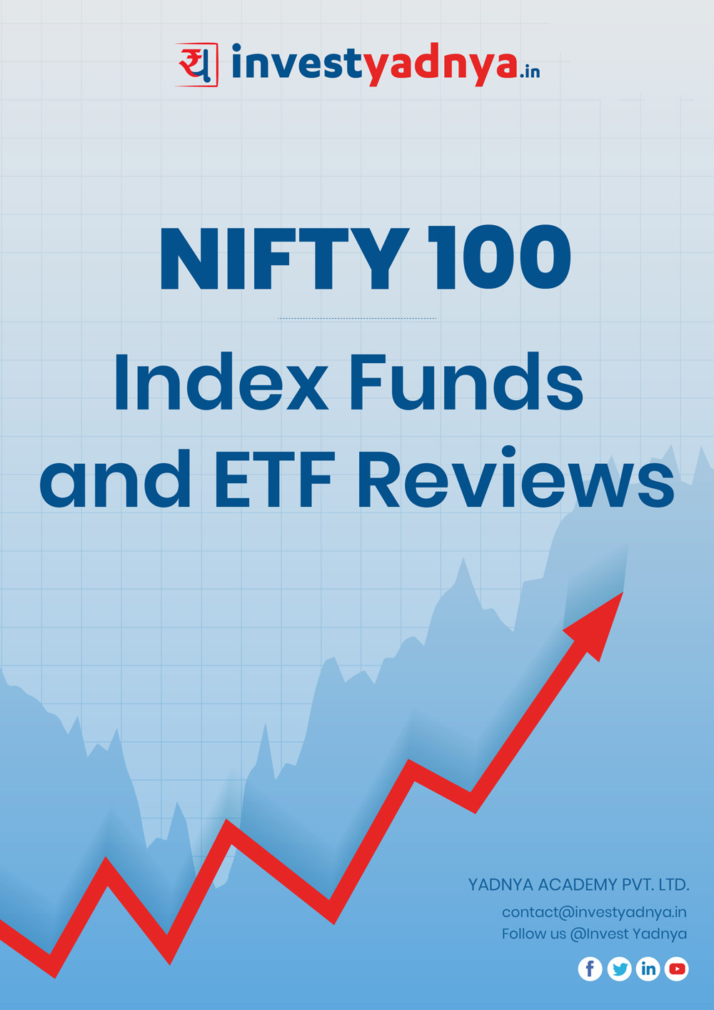 Index/ETF Category - Nifty 100 Detailed Analysis & Review based on Mar 31st, 2019 data. Most Comprehensive, unique and detailed ETF/Index reviews based on Yadnya's proprietary methodology of Green, Yellow & Red Star.