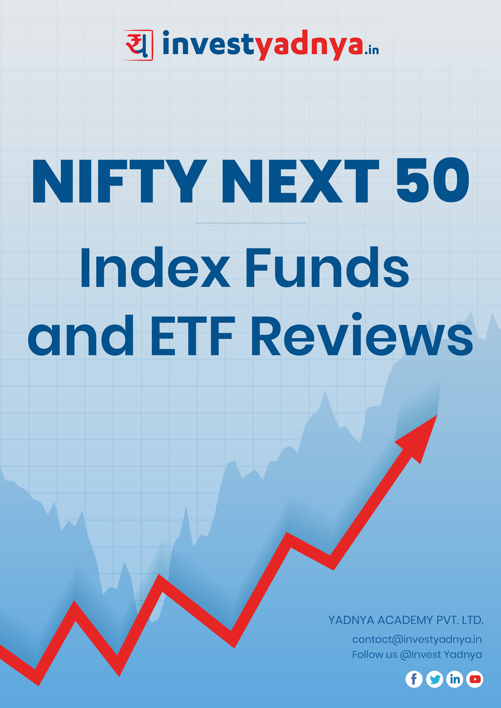 Index/ETF Category  -  Nifty Next 50 Detailed Analysis & Review based on Mar 31st, 2019 data. Most Comprehensive, unique and detailed ETF/Index reviews based on Yadnya's proprietary methodology of Green, Yellow & Red Star.