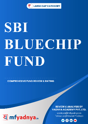This e-book offers a comprehensive mutual fund review of SBI Bluechip Fund for large-cap category. It reviews the fund's return, ratio, allocation etc. ✔ Detailed Mutual Fund Analysis ✔ Latest Research Reports