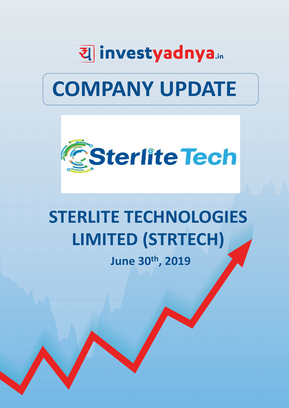 This e-book offers a detailed report on Sterlite Technologies Ltd. considering both qualitative and financial perspectives. It reviews the company's Q4 results. ✔ Detailed Research ✔ Quality Reports