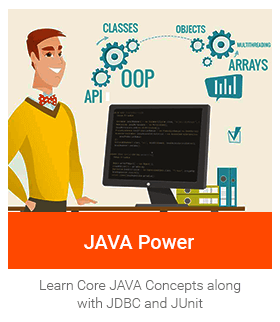 Java Power - Core JAVA