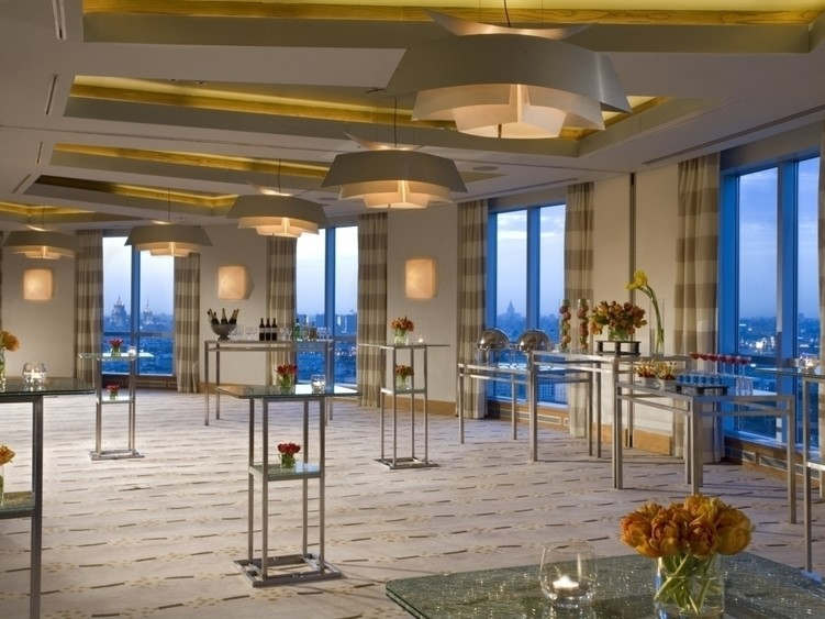 Банкетный зал, При гостинице на 70 персон в ЦАО, м. Павелецкая от 3500 руб. на человека