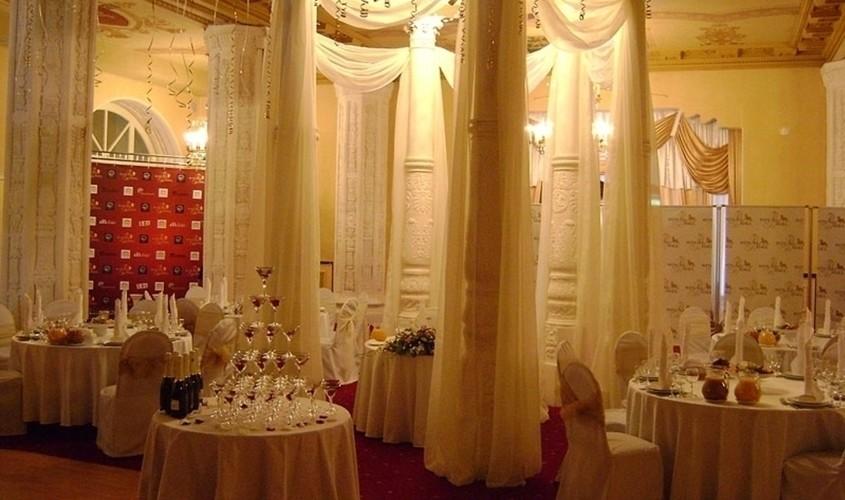 Банкетный зал на 100 персон в ЦАО, САО, м. Беговая, м. Динамо, м. Белорусская от 3500 руб. на человека