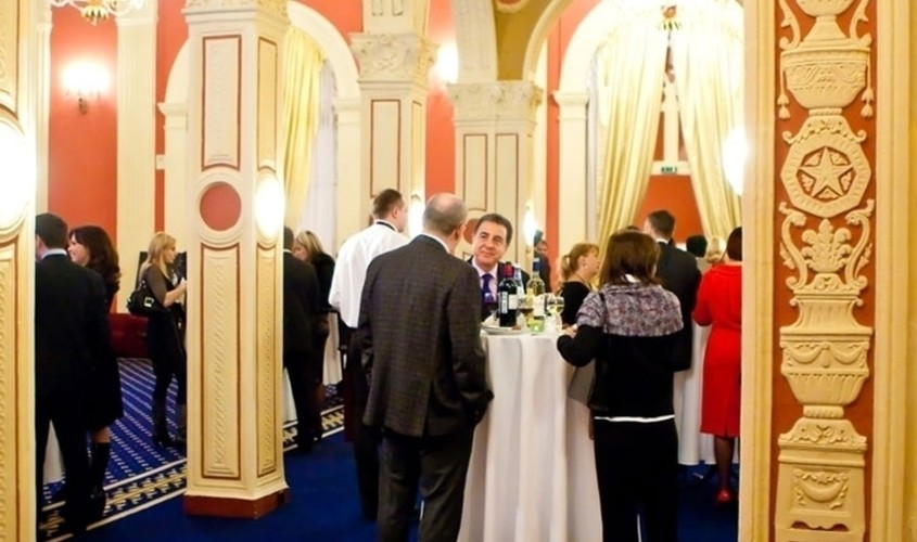 Банкетный зал на 250 персон в ЦАО, САО, м. Беговая, м. Динамо, м. Белорусская от 3500 руб. на человека