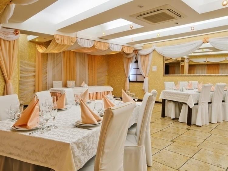 Банкетный зал на 150 персон в ЮАО, м. Царицыно, м. Кантемировская от 1500 руб. на человека