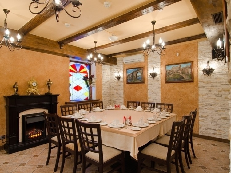 Ресторан на 16 персон в ЮЗАО, м. Проспект Вернадского от 3000 руб. на человека