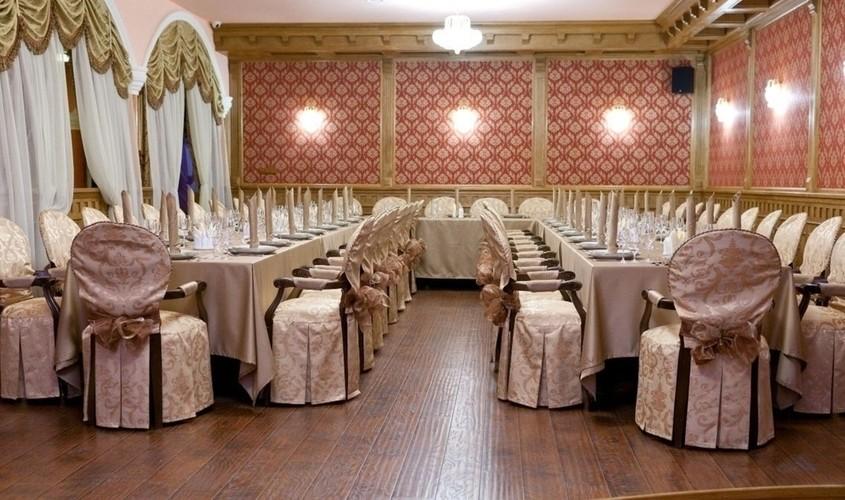 Ресторан на 40 персон в ЮВАО, м. Братиславская, м. Кузьминки от 3000 руб. на человека