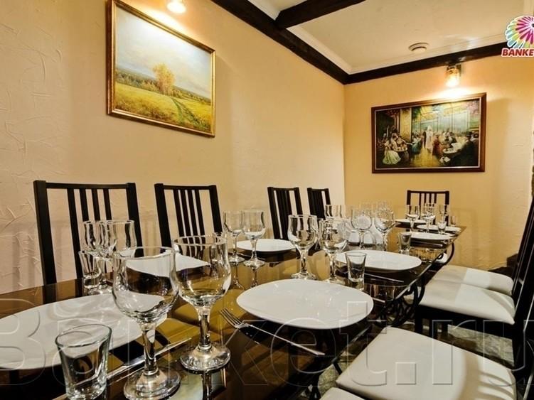 Банкетный зал, Кафе на 10 персон в САО, м. Аэропорт, м. Сокол от 2000 руб. на человека
