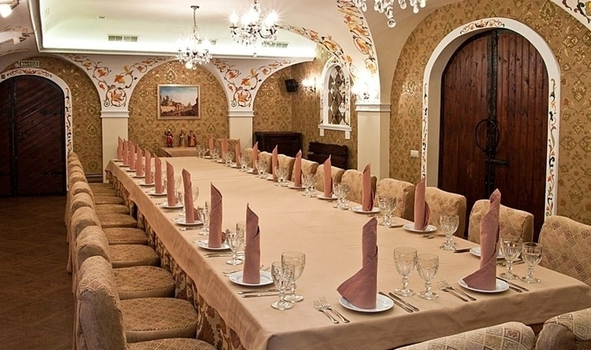 Ресторан на 30 персон в ЦАО, м. Улица 1905 года от 2500 руб. на человека