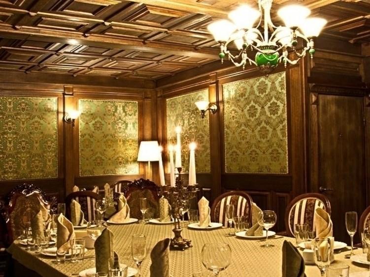 Ресторан, При гостинице на 20 персон в ЮАО, м. Нагорная, м. Нагатинская, м. Академическая, м. Профсоюзная от 2000 руб. на человека