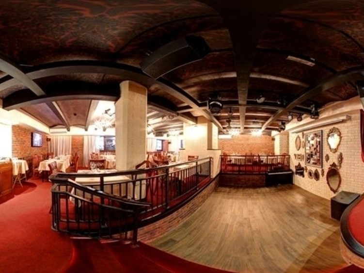 Кафе на 50 персон в ЦАО, м. Улица 1905 года, м. Выставочная от 2500 руб. на человека