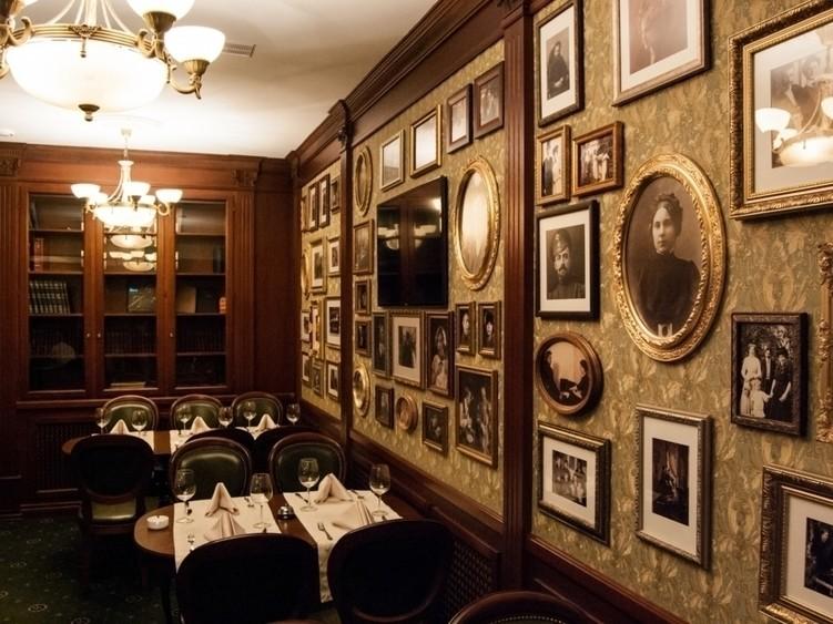 Кафе на 20 персон в ЦАО, м. Улица 1905 года, м. Выставочная от 2500 руб. на человека