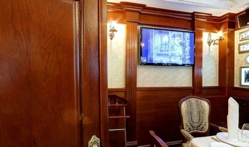 Кафе на 7 персон в ЦАО, м. Улица 1905 года, м. Выставочная от 2500 руб. на человека
