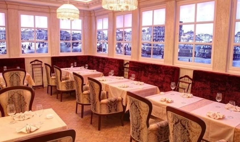 Кафе на 15 персон в ЦАО, м. Улица 1905 года, м. Выставочная от 2500 руб. на человека
