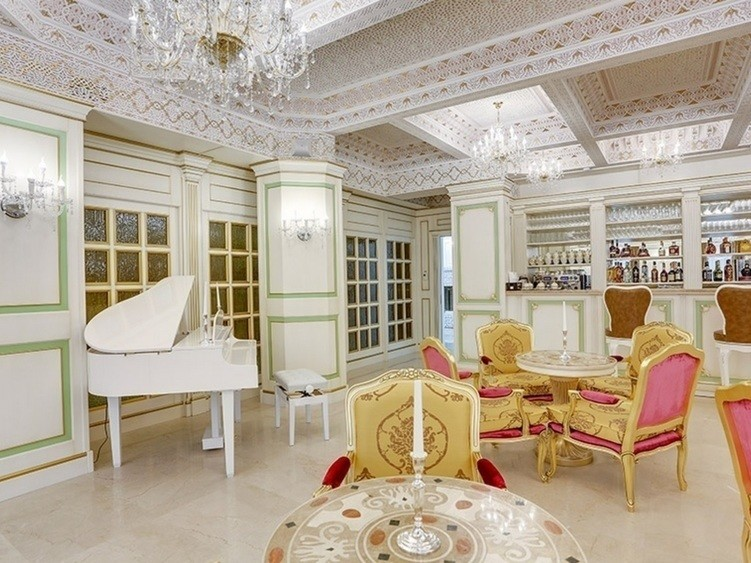 Ресторан на 60 персон в ЦАО, м. Парк культуры, м. Смоленская, м. Кропоткинская от 3500 руб. на человека