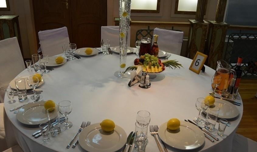 Ресторан на 150 персон в ЮЗАО, м. Проспект Вернадского, м. Юго-Западная от 1500 руб. на человека