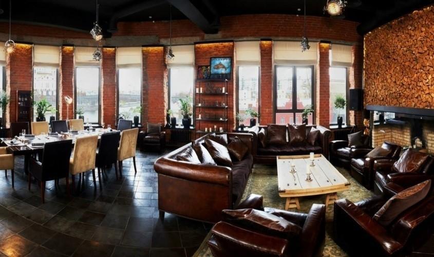 Ресторан на 40 персон в ЦАО, м. Кропоткинская, м. Полянка, м. Боровицкая, м. Третьяковская от 3500 руб. на человека