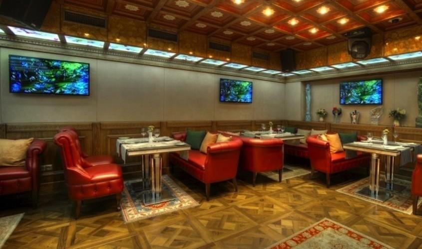Ресторан, Банкетный зал на 20 персон в ЦАО, м. Полянка, м. Третьяковская от 3000 руб. на человека