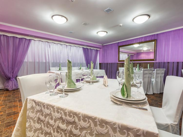 Банкетный зал на 35 персон в ЮАО, м. Царицыно, м. Кантемировская от 1500 руб. на человека
