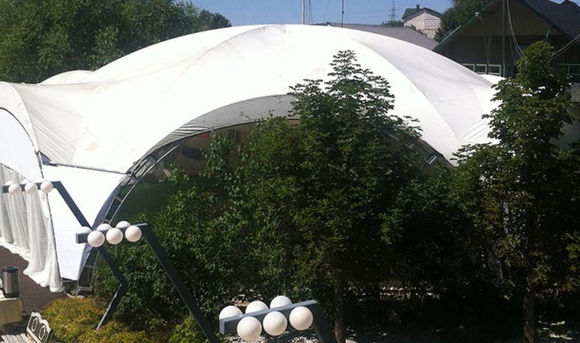 Шатер на 200 персон в САО, м. Алтуфьево, м. Речной вокзал от 3500 руб. на человека