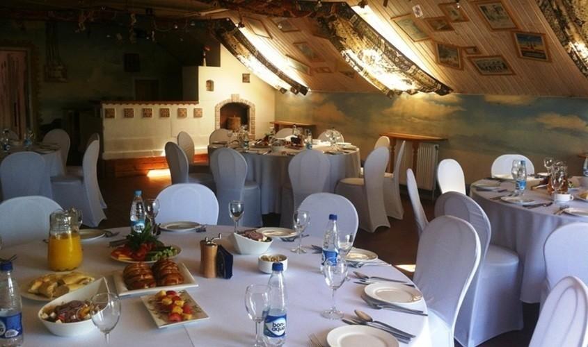 Ресторан, Банкетный зал, За городом, Яхт-Клуб на 50 персон в САО, м. Алтуфьево, м. Речной вокзал от 3500 руб. на человека