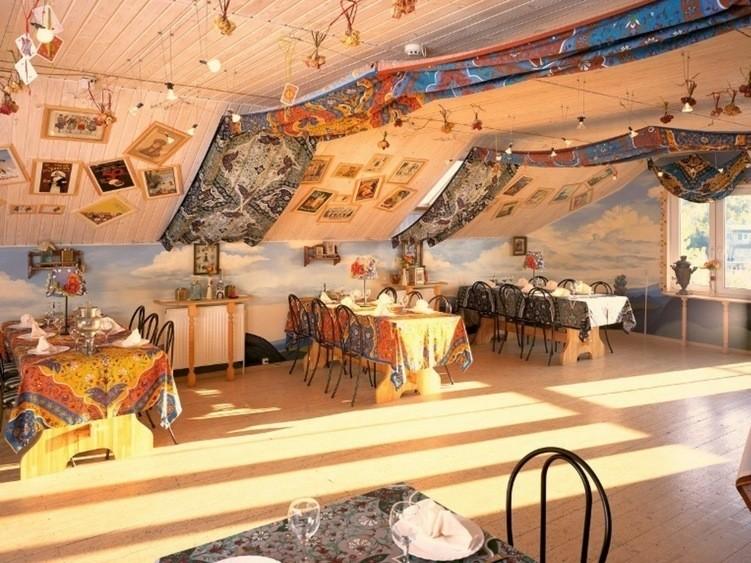 Ресторан, Банкетный зал, За городом, Яхт-Клуб на 60 персон в САО,  от 4000 руб. на человека