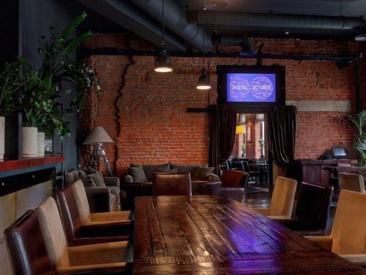Ресторан, Банкетный зал на 90 персон в ЦАО, м. Полянка, м. Кропоткинская, м. Третьяковская, м. Боровицкая от 3500 руб. на человека