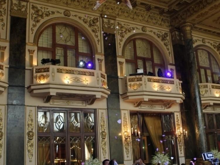 Ресторан, При гостинице на 300 персон в ЦАО, м. Динамо, м. Белорусская от 4500 руб. на человека