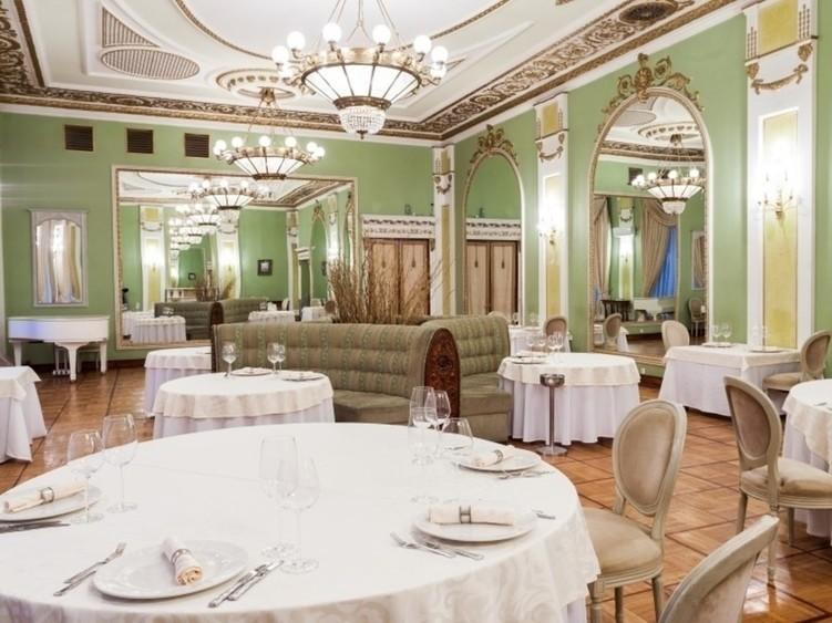 Ресторан, При гостинице на 60 персон в ЦАО, м. Динамо, м. Белорусская от 4500 руб. на человека