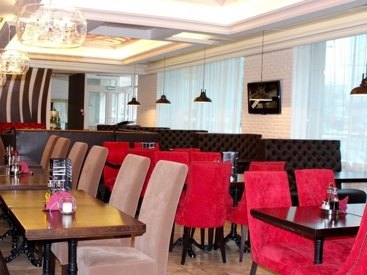 Ресторан на 80 персон в ЦАО, м. Белорусская от 3000 руб. на человека