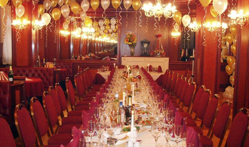Ресторан, При гостинице на 60 персон в ЦАО, м. Полянка, м. Третьяковская, м. Добрынинская от 3000 руб. на человека