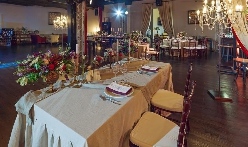 Ресторан, Банкетный зал на 180 персон в ЦАО, м. Кропоткинская, м. Полянка, м. Боровицкая, м. Третьяковская от 3500 руб. на человека